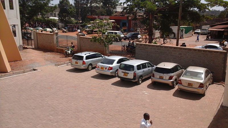 Tourist Hotel Bungoma - Parking icon